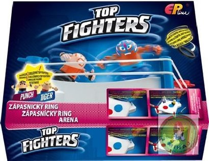* Top Fighters arena ring
