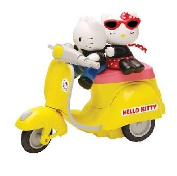 * Hello Kitty scootr