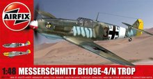* Classic Kit letadlo A05122A - Messerschmitt Bf109E- Tropical (1:48)