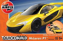* Quick Build auto J6013 -  McLaren P1 - nová forma