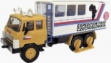 Monti 12 Expedice tatra 815 1:48 / STNADART MS expedition