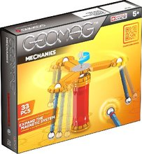 Mechanics M1 33pcs GEOMAG