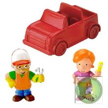 * FP Handy Manny Mistr asst M4844 fisher price M4846