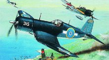 Chance Vought F4U-1 corsair 2.sv.valka