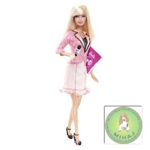 * + Barbie TV Moderátorka ICB, mattel T2692 - I can be
