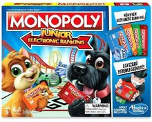 * Monopoly Junior Electronic Banking CZ/SK E1842 TV 1.10.-31.12.2018