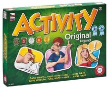 * Activity original 2 hra