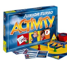 * Activity Junior Turbo hra