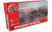 * Classic Kit letadlo A02104 - Royal Aircraft Factory BE2c Scout   1:72