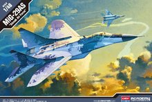 * Model Kit letadlo 12227 - MIG-29AS :LE (1:48)